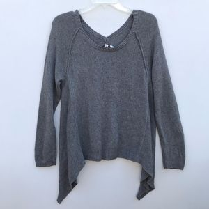Moth Anthropologie Asymmetrical Sweater #372